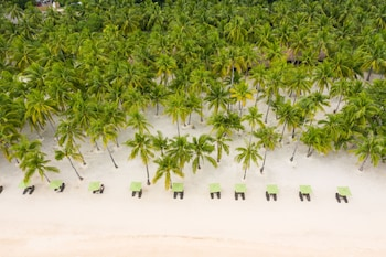 South Palms Resort Panglao Aerial View