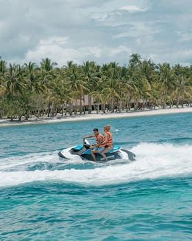 South Palms Resort Panglao Boating