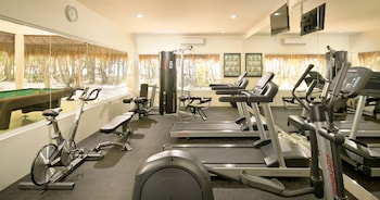 South Palms Resort Panglao Gym