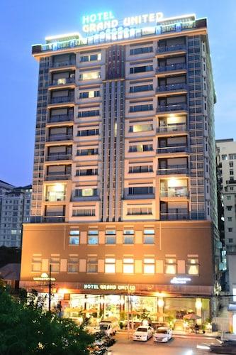 Hotel Grand United (Ahlone Branch), Yangon-W