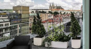Executive Apartment, Terrace