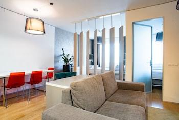 Executive Apartment, 1 Bedroom (4 pax)