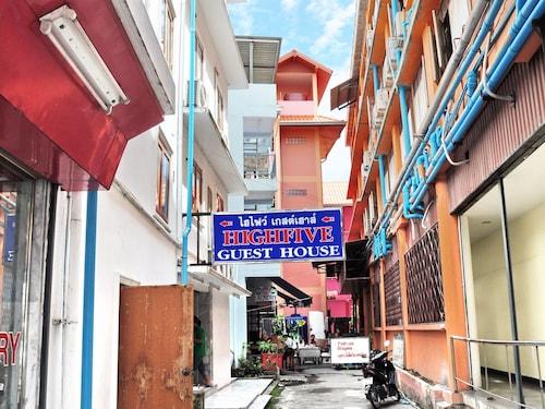 Highfive Guest House, Pattaya