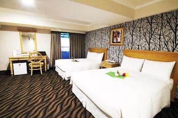 愛客發時尚旅館 - 台南館 ECFA Hotel Tainan
