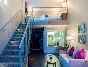 Loft, Terrace