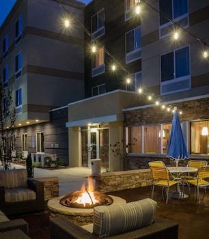 Fairfield Inn & Suites by Marriott Fayetteville North - Terrace/Patio  - #0
