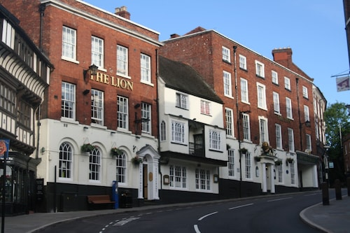 . The Lion Hotel Shrewsbury