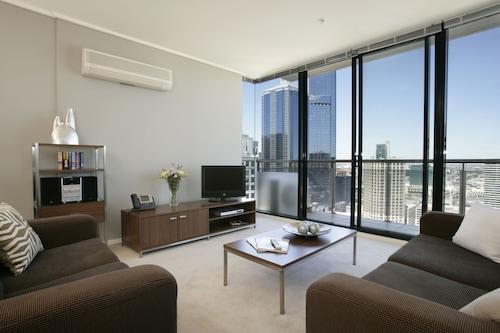 Melbourne Short Stay Apartments at Melbourne CBD, Melbourne