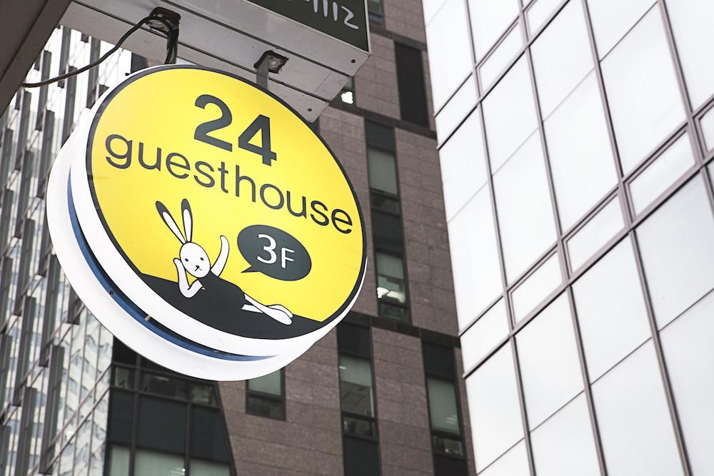 24 ゲストハウス ミョンドン シティ