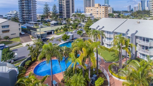 Aloha Lane Holiday Apartments, Main Beach-South Stradbroke