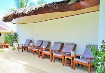 Quo Vadis Dive Resort Moalboal Terrace/Patio