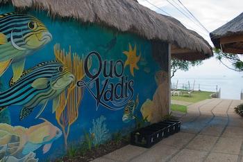 Quo Vadis Dive Resort Moalboal Porch