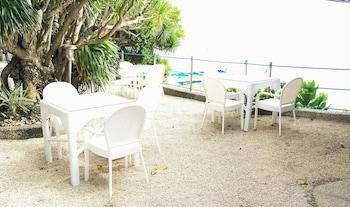 Quo Vadis Dive Resort Moalboal Outdoor Dining