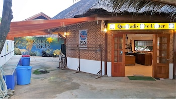 Quo Vadis Dive Resort Moalboal Sports Facility