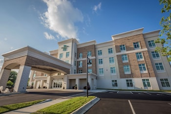 北卡羅萊納夏洛特巴蘭坦希爾頓欣庭飯店 Homewood Suites by Hilton Charlotte Ballantyne, NC