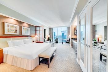 Deluxe Balcony Strip View Suite