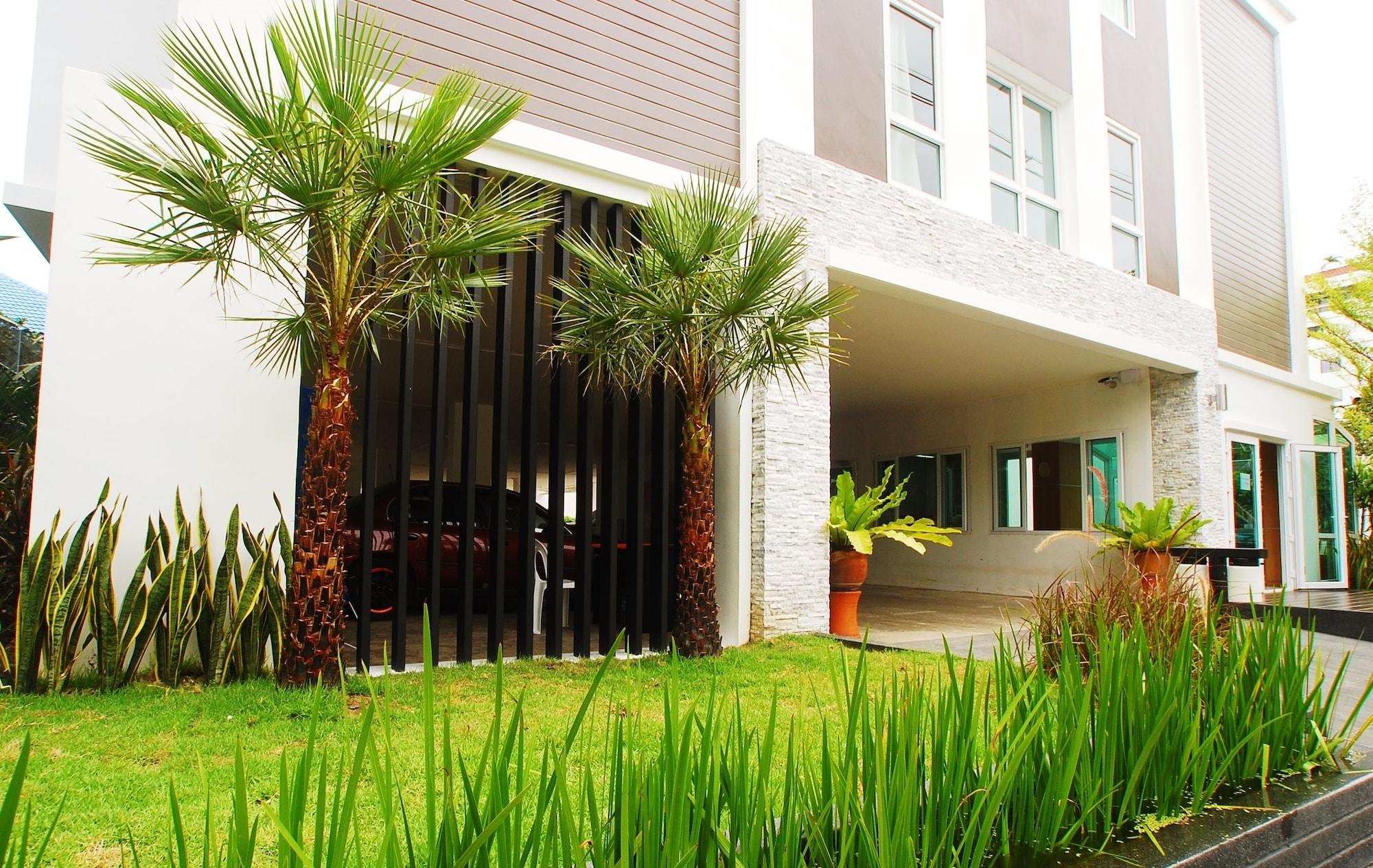 Riski Residence, Muang Nonthaburi
