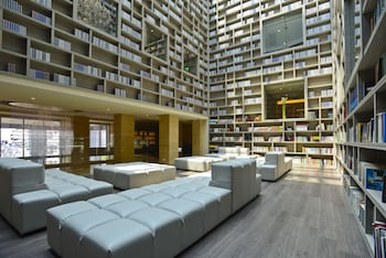 大地酒店 The Gaia Hotel Taipei