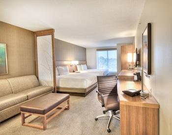 Room, 2 Queen Beds (High Floor)