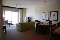 1 Bedroom Condo, Gulf View, Full Kitchen, Balcony