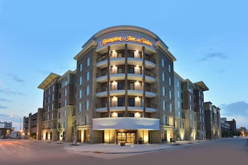 德莫尼市中心歡朋套房 Hampton Inn & Suites Des Moines Downtown