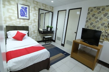 Orange Nest Hotel Manila Room