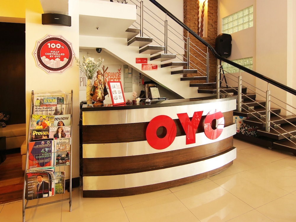 OYO 107 オレンジ ネスト ホテル