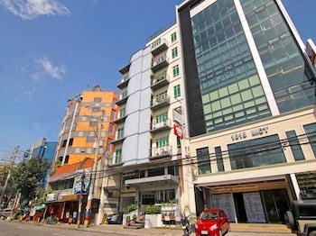 Orange Nest Hotel Manila Exterior