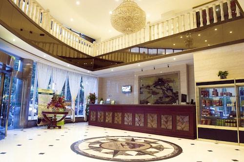 . GreenTree Inn Changzhou Changwu Gufang Road Express Hotel