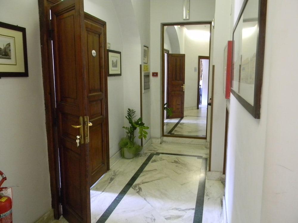Interior Entrance