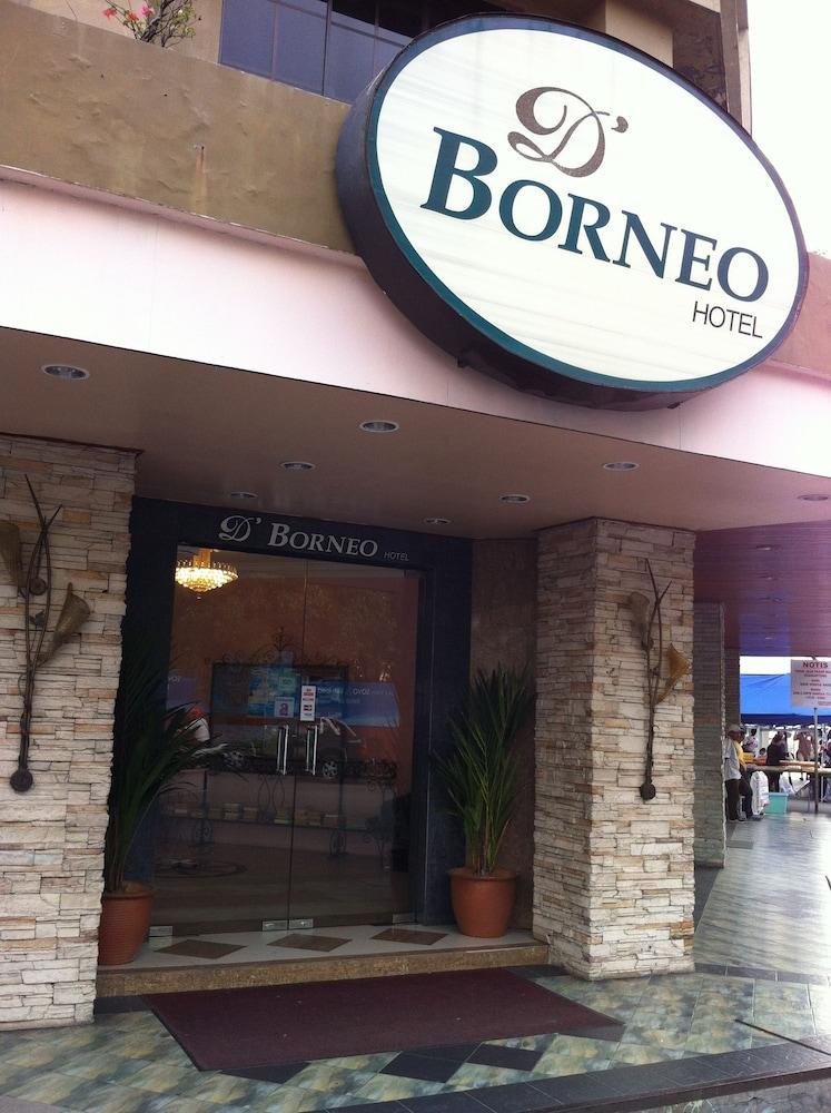 ド ボルネオ ホテル