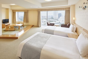 Japanese Twin Room (A type) (Tower Building)