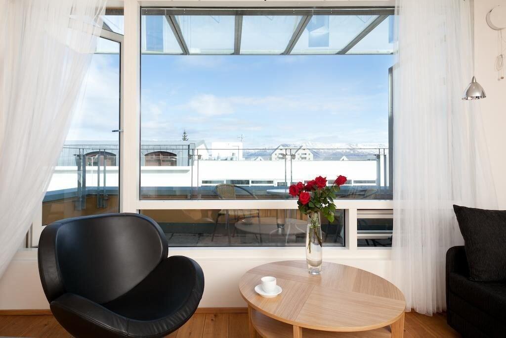Central Premium Luxury Apartments, Reykjavík