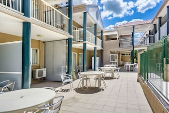Courtyard View at Toowong Inn & Suites in Toowong