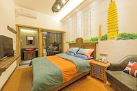 Basic Double Room, 1 King Bed