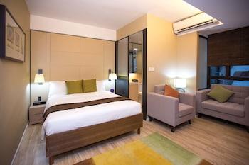 Hotel - Eaton Residences, Wan Chai Gap Road