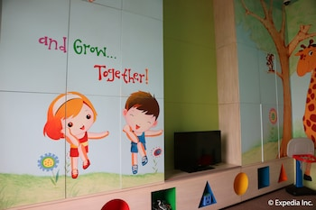 Seda Nuvali Laguna Childrens Play Area - Indoor