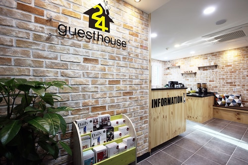 . 24 Guesthouse Myeongdong Avenue