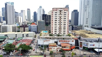 The Victor Hotel Makati View from Hotel