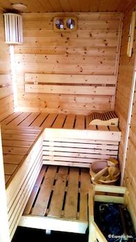 The Victor Hotel Makati Sauna