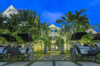 Hotel - The Cyclo d'Angkor Boutique Hotel
