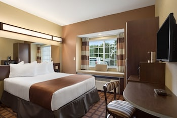 Microtel Inn and Suites by Wyndham Carrollton