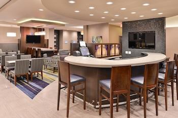 羅利凱瑞 SpringHill Suites 飯店 SpringHill Suites Raleigh Cary