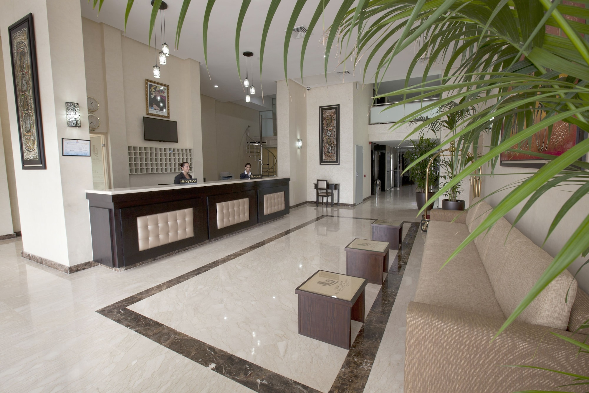 Alwalid Hotel, Casablanca