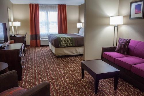 . Comfort Inn & Suites Artesia