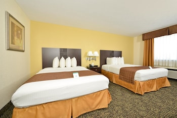 Suite, Multiple Beds, Non Smoking, Microwave