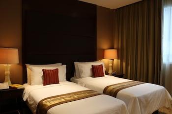 Executive İki Ayrı Yataklı Oda, 1 Yatak Odası