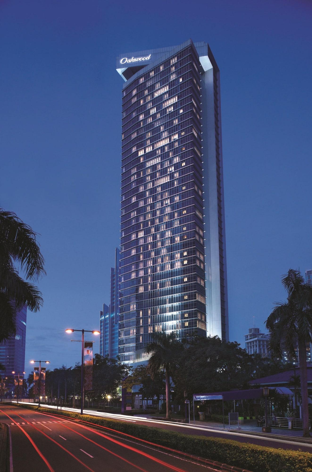 Oakwood Premier Cozmo Jakarta, Jakarta Selatan