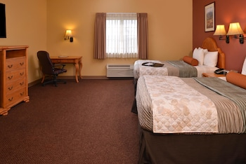 Room, 2 Queen Beds, Non Smoking, Jetted Tub