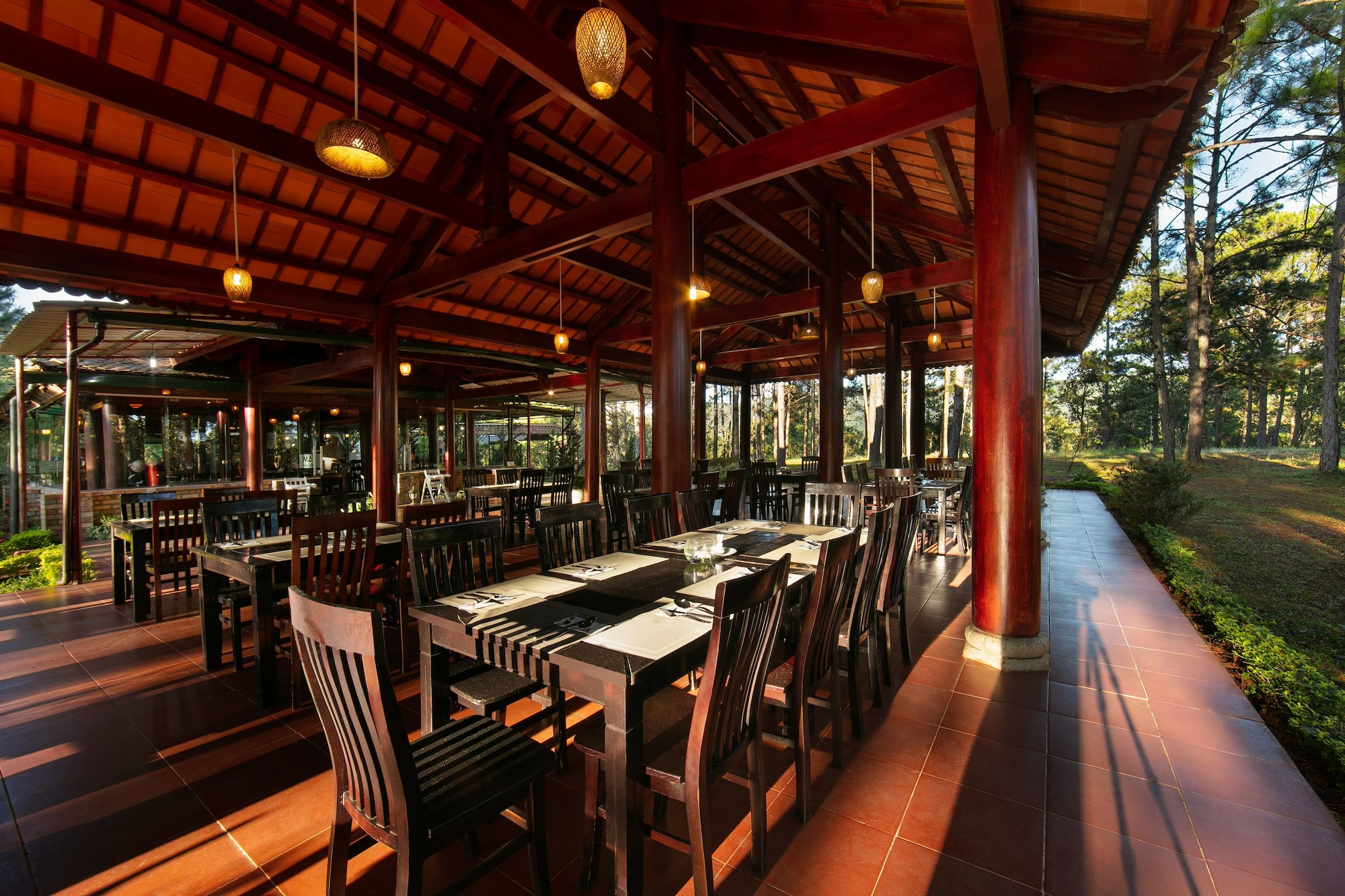Sam Tuyen Lam Resort, Đà Lạt